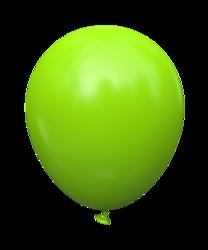 """Kalisan™  5"""", Lime Green (50 pcs./pack.)"""