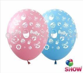 "SHOW™ 12"" ""Baby"" (10 pcs.)"