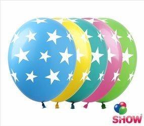 "SHOW™ 12"" ""Stars"" (10 pcs.)"