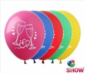 "SHOW™ 12"" ""Wedding"" (10 pcs.)"
