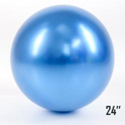 "Show™ 24"" CHROME,  Blue (1 pcs.)"