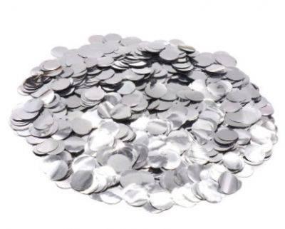 """Confetti  """"Silver Round"""" (50g.)"""