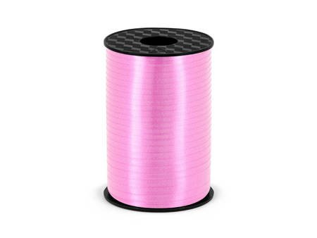 """Ribbon for balloons """"Pink"""" (5mm*225m)"""
