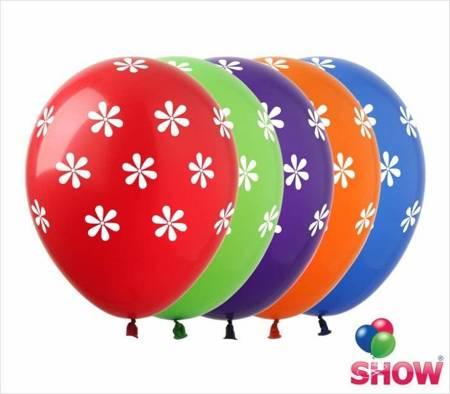 """SHOW™ 12"""" """"Flowers"""" (10 pcs.)"""