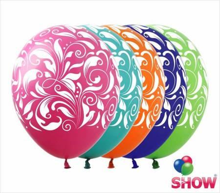 """SHOW™ 12"""" """"Patterns"""" (10 pcs.)"""