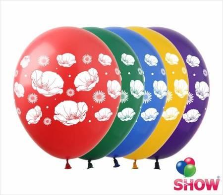 "SHOW™ 12"" ""Poppies"" (10 pcs.)"