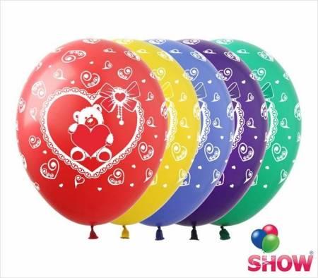 "SHOW™ 12"" ""Teddy Bear in Love"" (10 pcs.)"