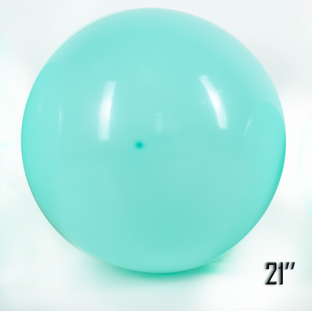 """Show™ 21"""" Aquamarine Pastel (1 pcs.)"""