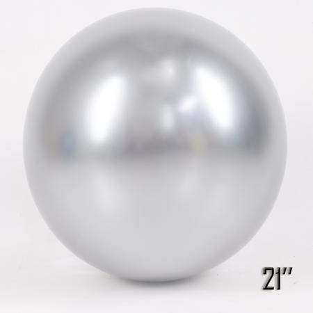 "Show™ 21"" CHROME,  Silver (1 pcs.)"