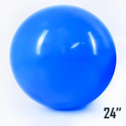 """Balon  24"""" Niebieski (1 szt.)"""