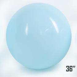 """Balon  36"""" Błękitny Pastel (1 szt.)"""