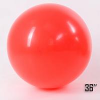 """Balon  36"""" Czerwony (1 szt.)"""