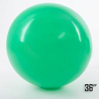"""Balon  36"""" Zielony (1 szt.)"""