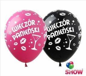 """Balony """"Wieczór Panieński"""" (10 szt.)"""