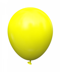 Kalisan™  5 cali, Żółty (50 szt./opak.)