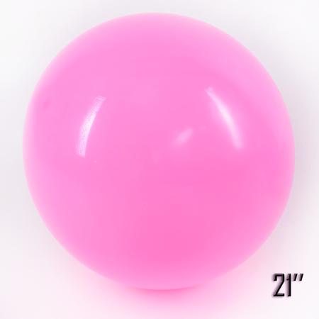 """Balon  21""""  Różowy (1 szt.)"""