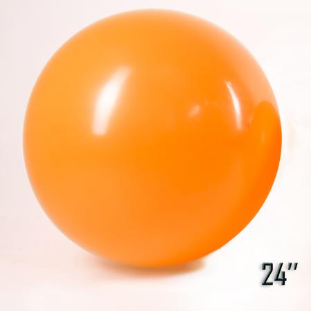 """Balon  24"""" Pomarańczowy(1 szt.)"""