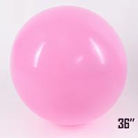 """Balon  36"""" Różowy (1 szt.)"""